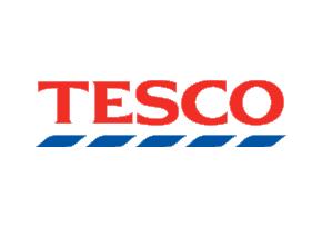 The Tesco logo
